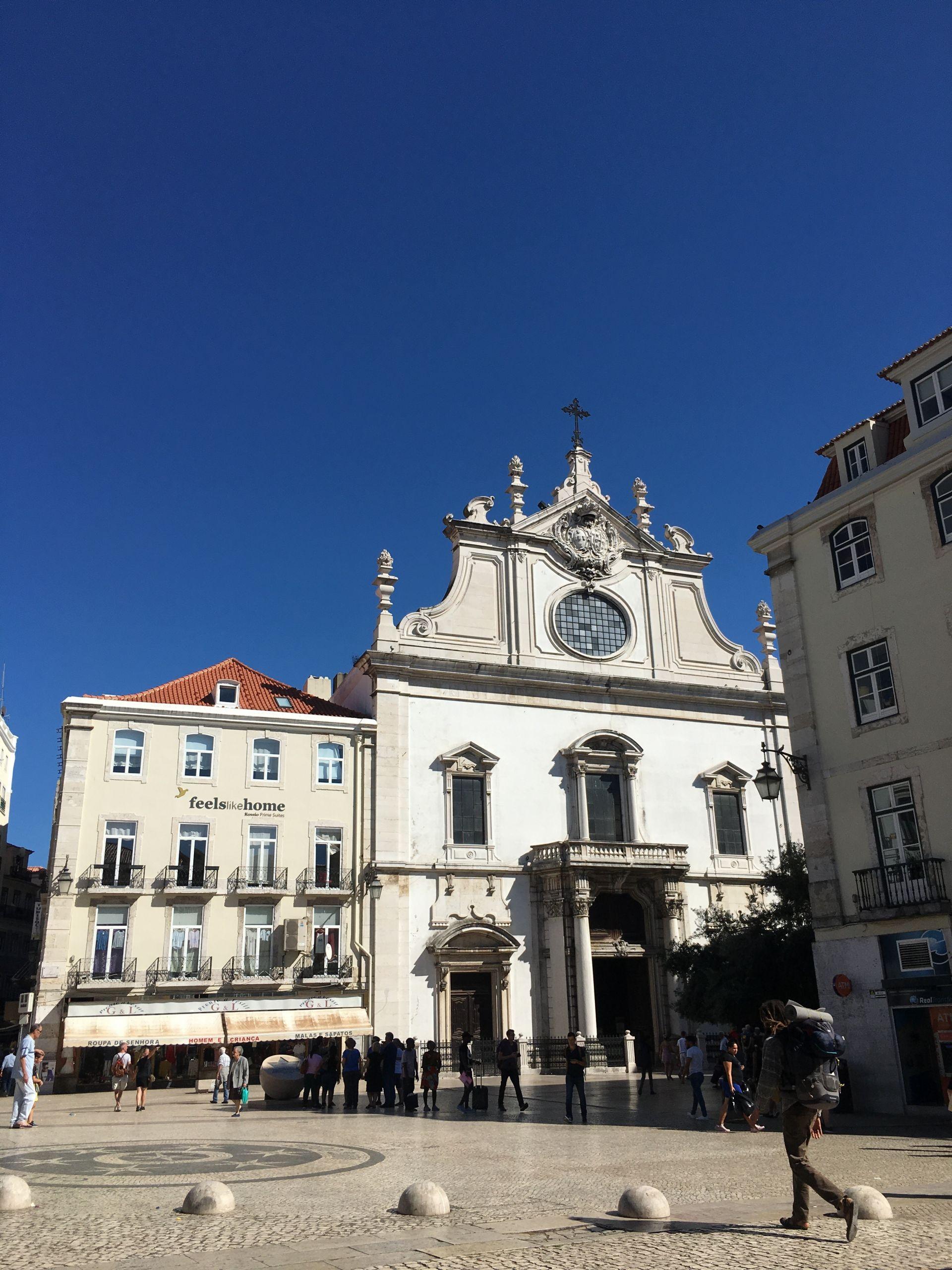 Lisbon-buildings