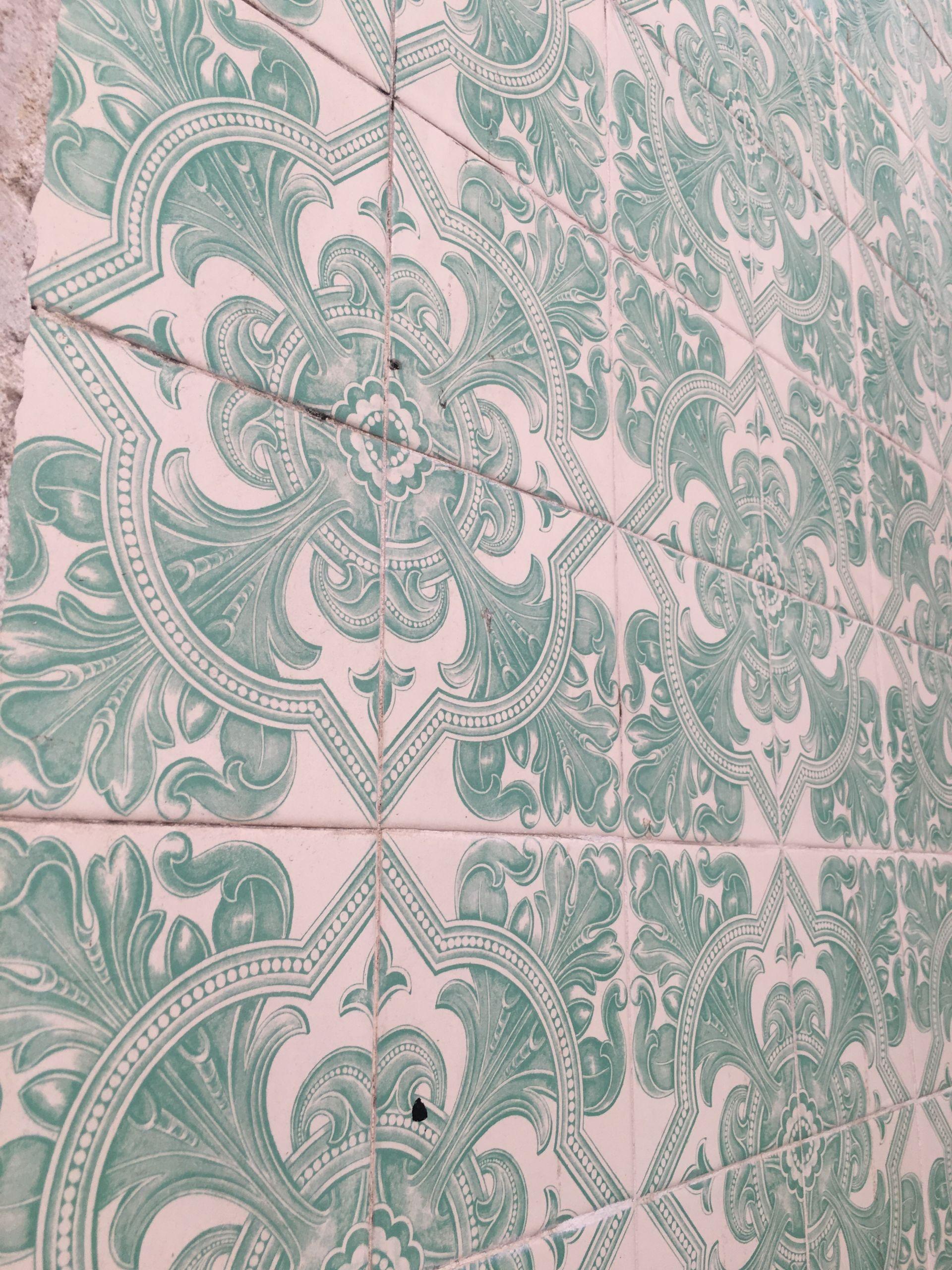 Lisbon-tiles- green