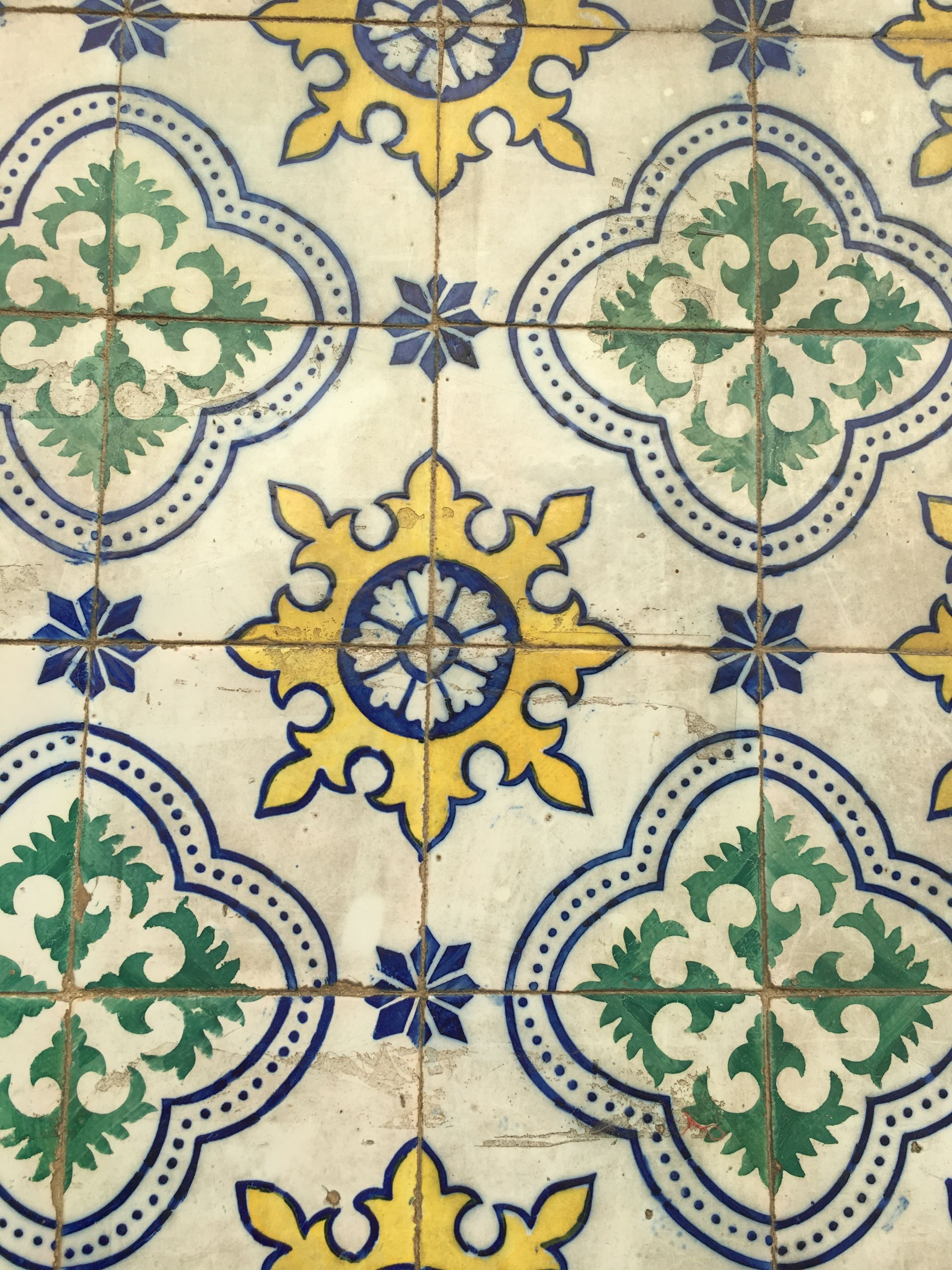 Lisbon-tiles-multi colored