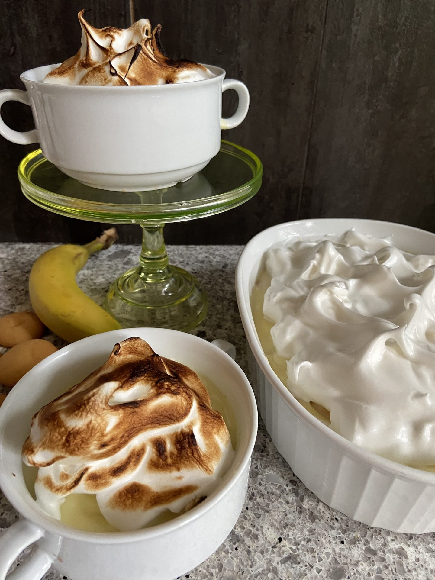 The Quintessential Southern Pudding to Celebrate Pudding Month