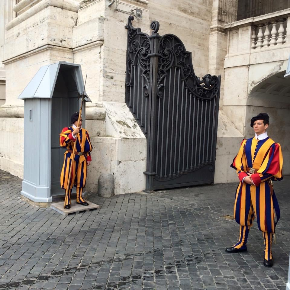 Swiss Guard Rome