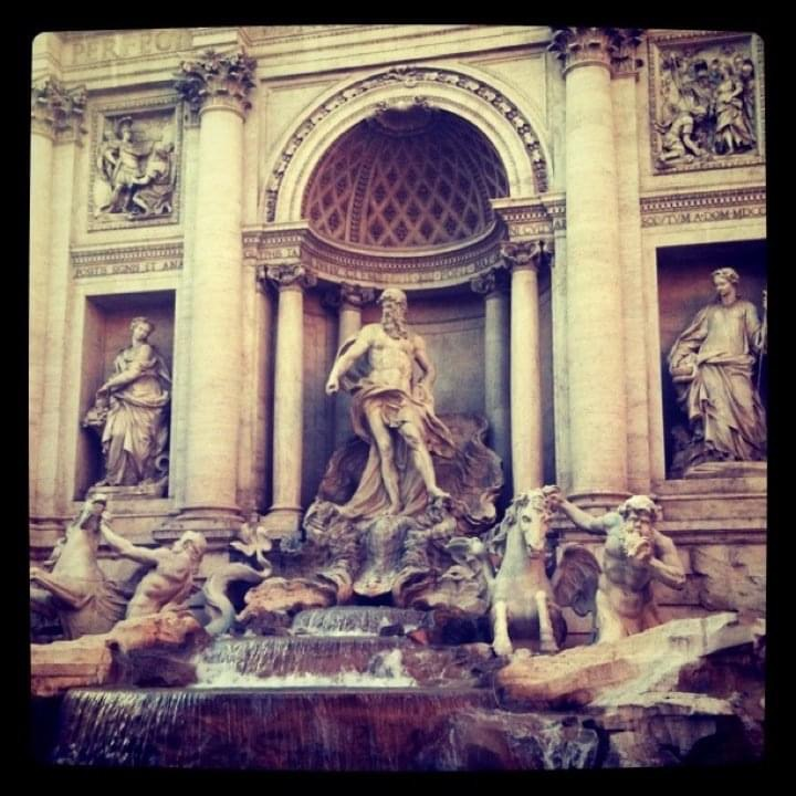 The Hustle and Bustle of Rome and la Dolce Vita