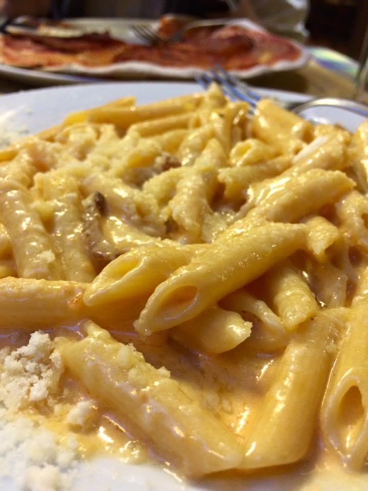 Pasta Rome eatbaketravel.com