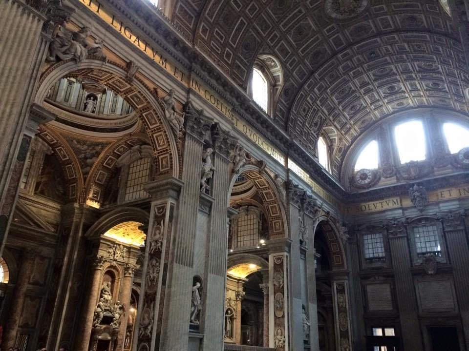 St. Perter's Basilica Rome